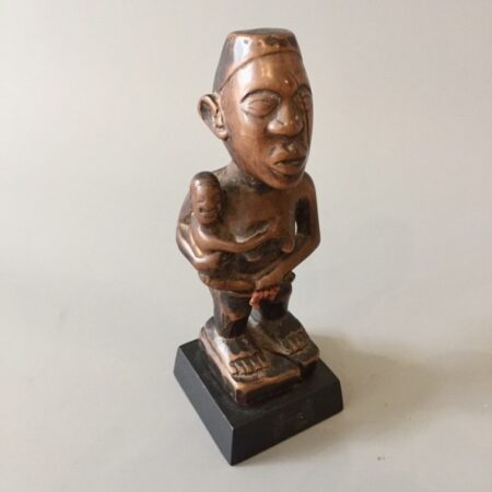 A Yombe figure