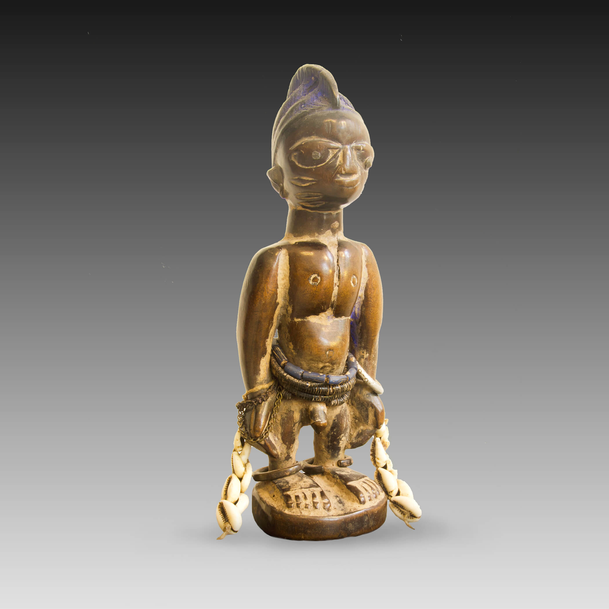 An Ibeji figure