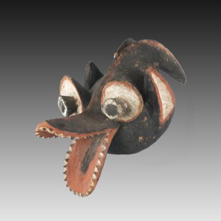 A Mambila mask