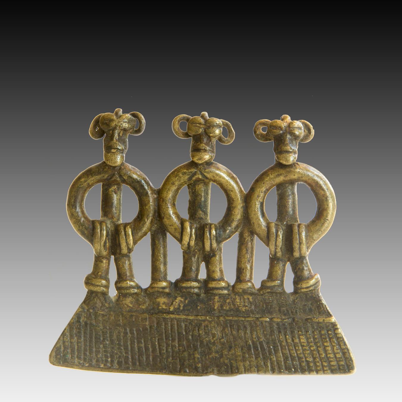 A Senufo pendant