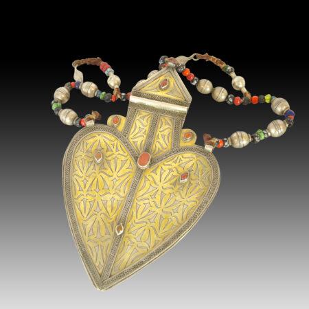 A Turkmenistan amulet