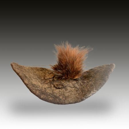 A Highlands ceremonial headdress