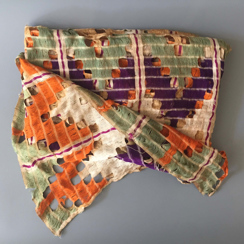 A rare Balinese cloth