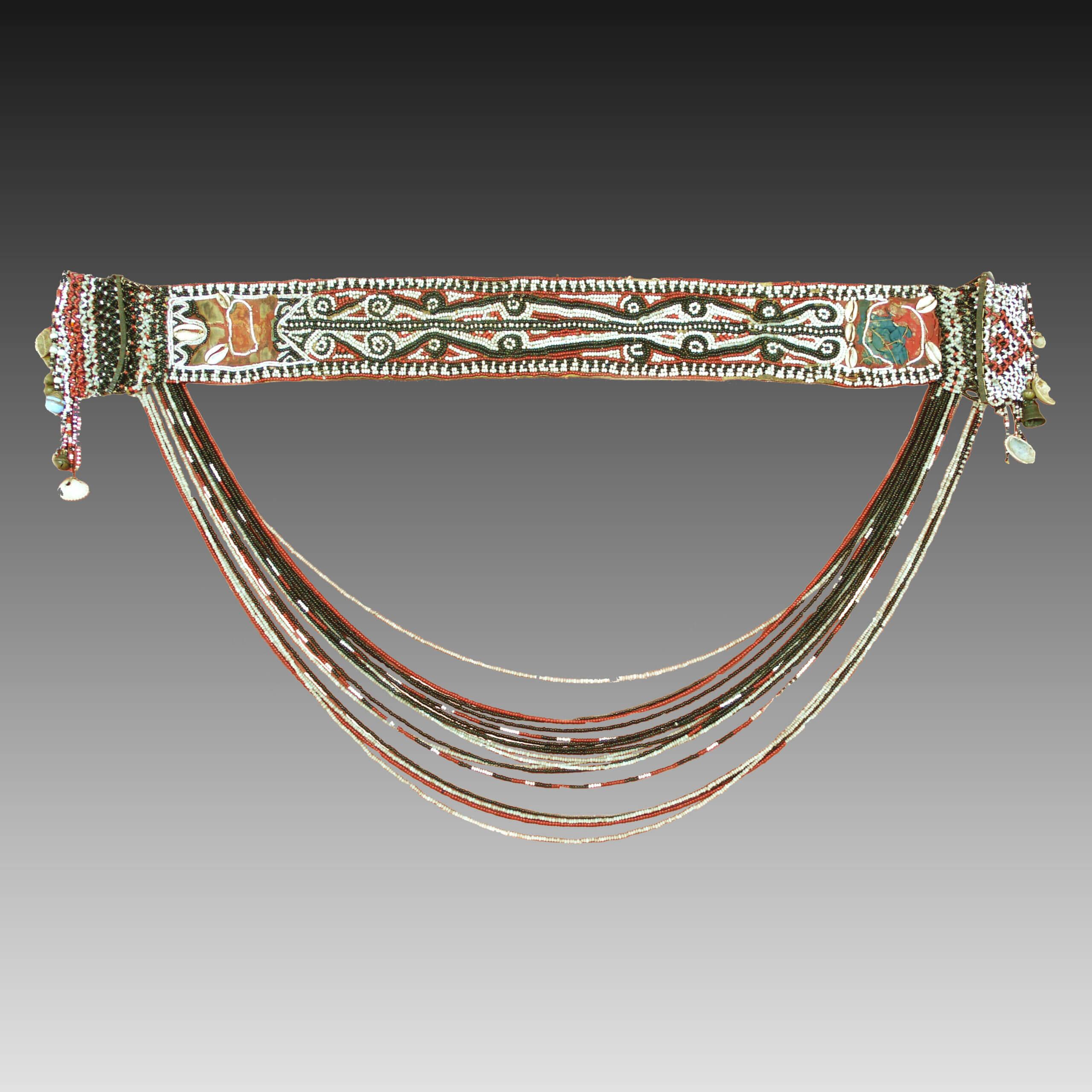 Batak, ceremonial Sash