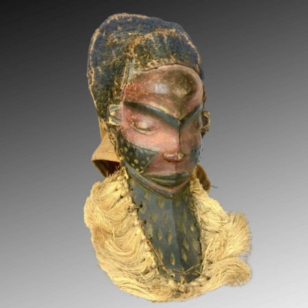 A Pende mask