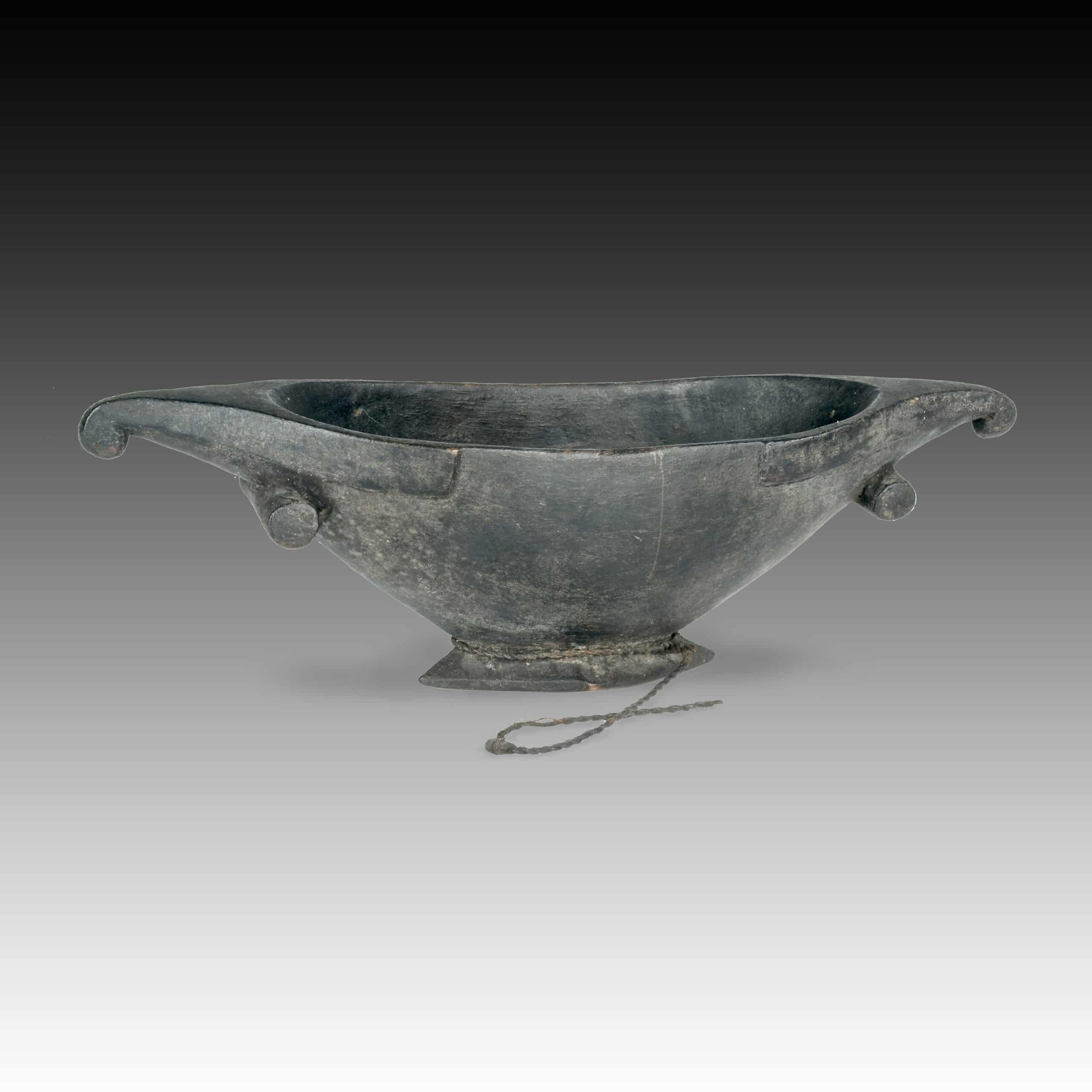 A Solomon Island bowl