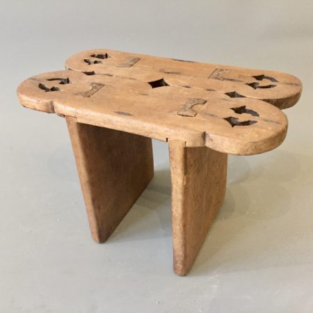 Antique wooden Stool Suriname