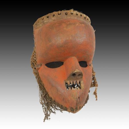 A Salampasu mask