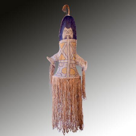 A Cubeo dance costume