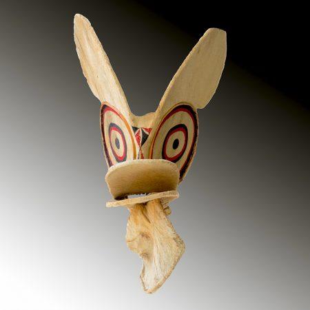 A Baining Kavat mask