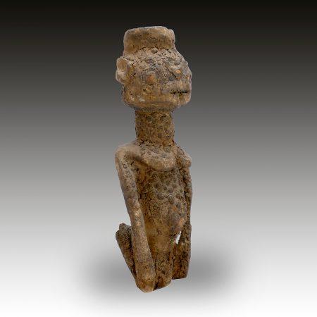 Dogon kneeling Figure