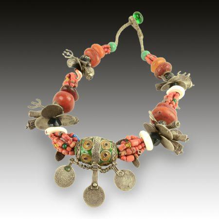 A Berber necklace