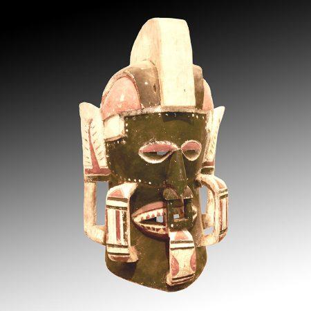 A Malagan mask