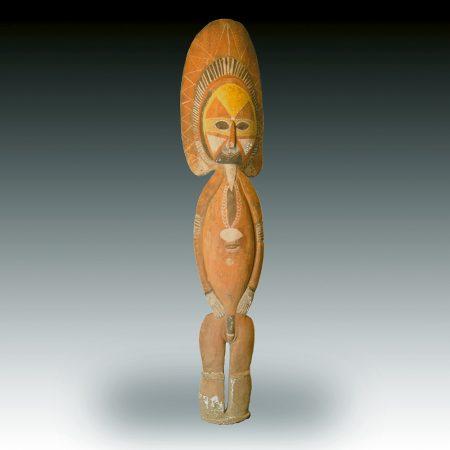 An Abelam figure