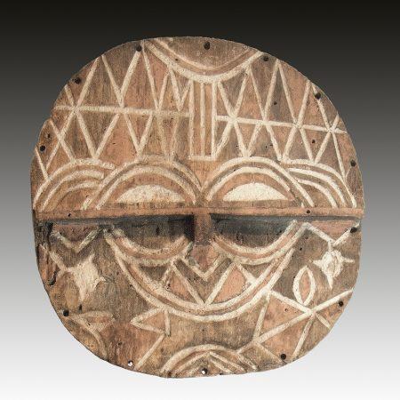 A Teke mask