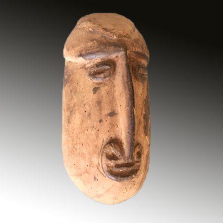 A Yam mask