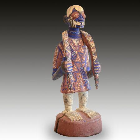 A Yoruba Figure
