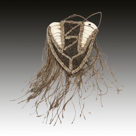 A Wawapu breast ornament