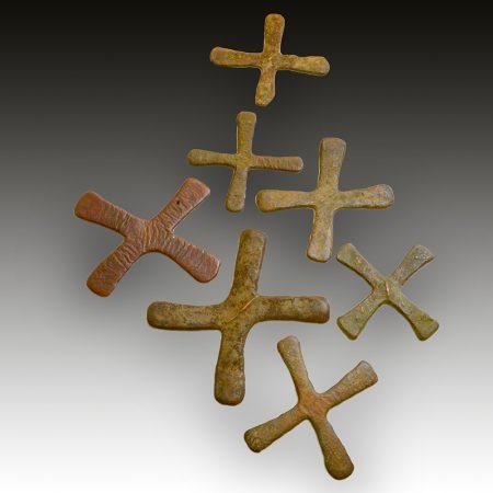 A Selection of Katanga crosses