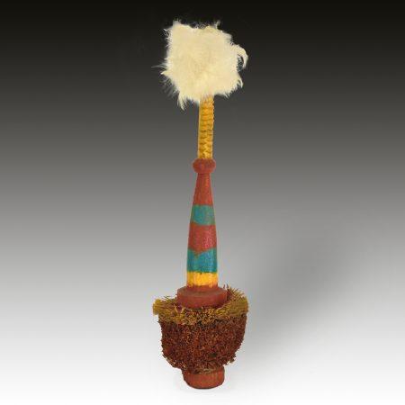 A Tolai dance hat